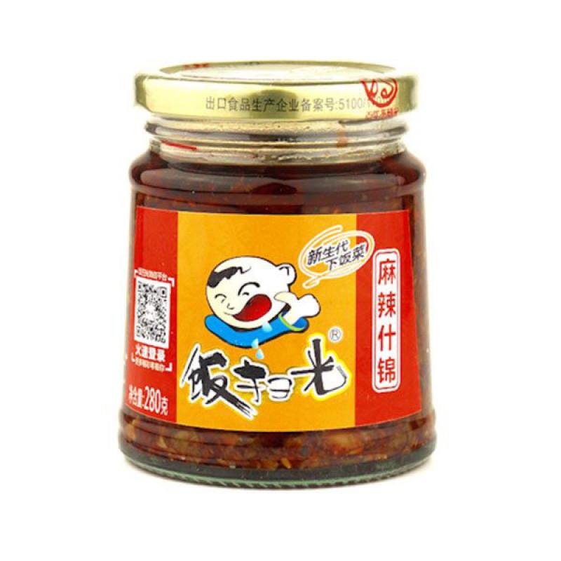 FANSAOGUANG: SICHUAN Pepper Pickles-280g
