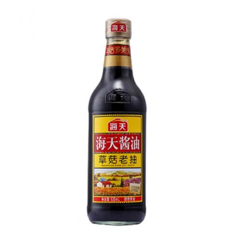 HADAY: Mushroom Dark Soy Sauce-500ml