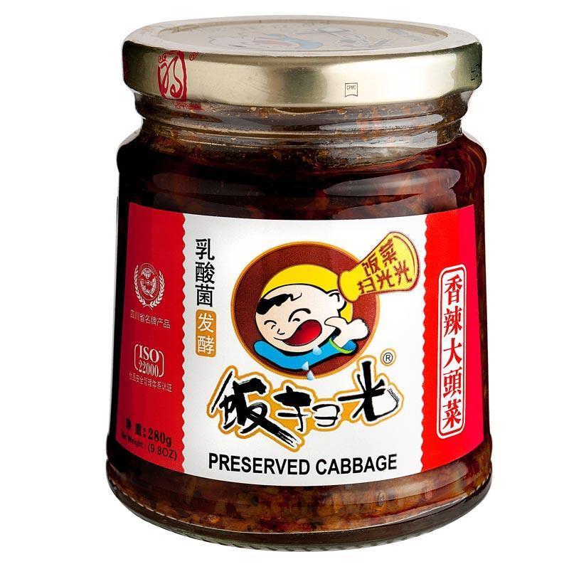 FANSAOGUANG: Pickled Cabbage-280g