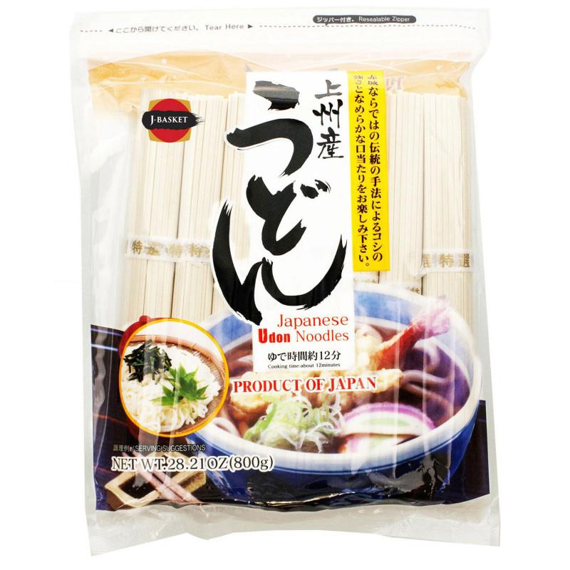 J-basket: Japanese Udon Noodles-800g