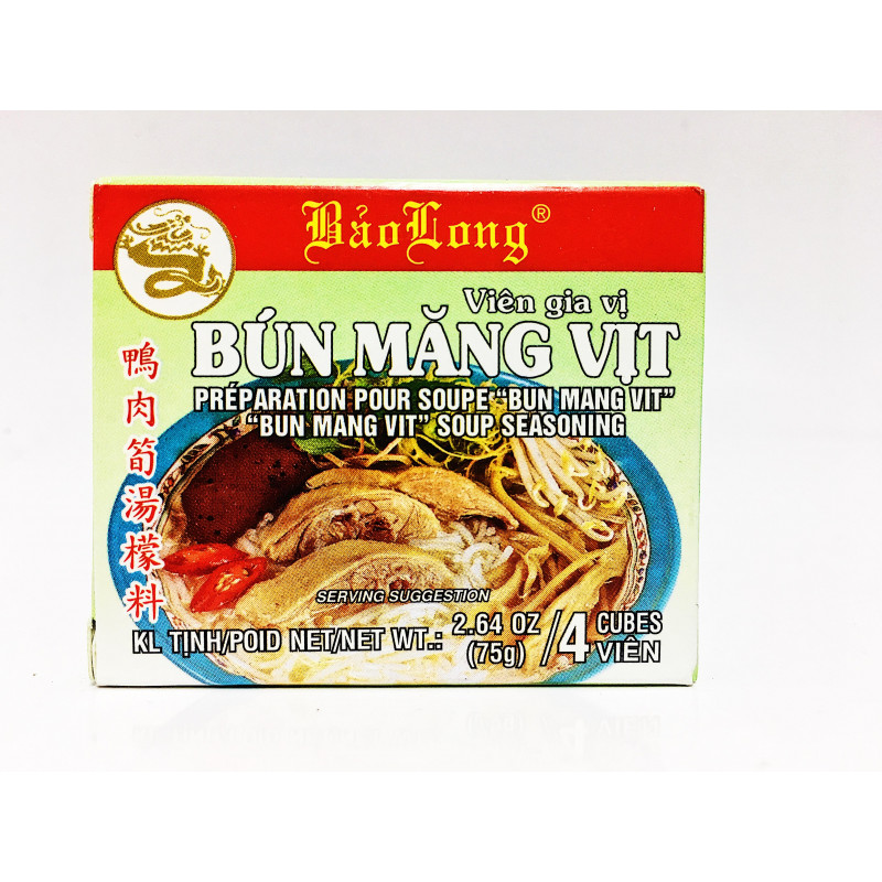BUN MANG VIT Soup Seasoning-75g