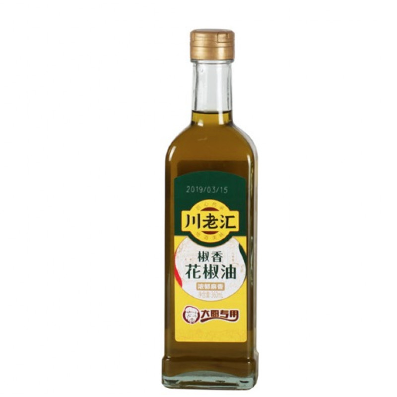 CHUANLAOHUI: Papper Oil-360ml