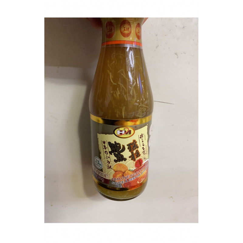 HM: Abalone Scallop Sauce-380g