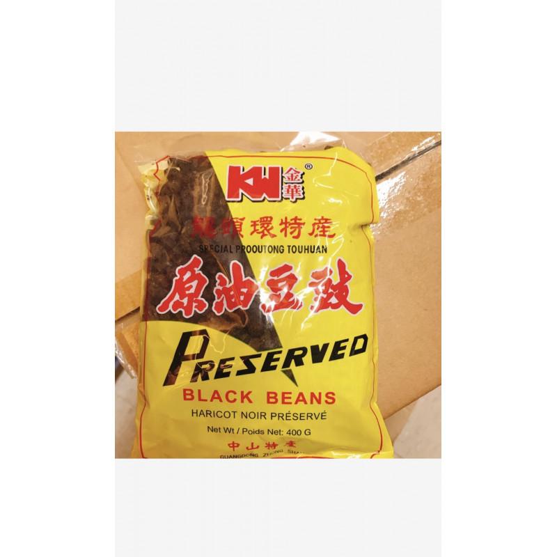 KW: Preserved Black Beans-400g