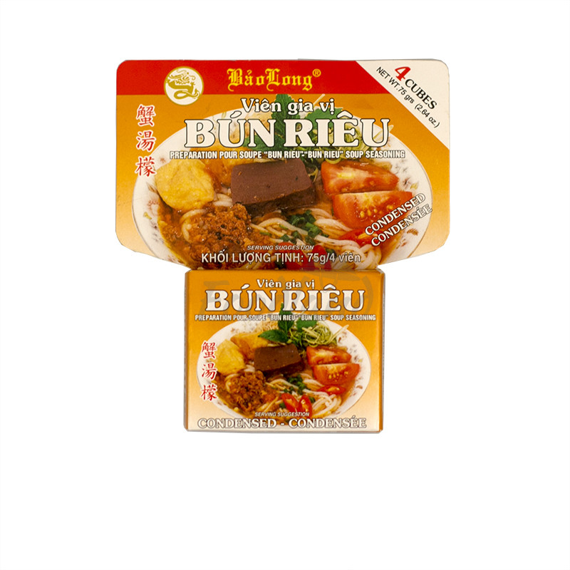 BUN RIEU Soup Seasoning-75g