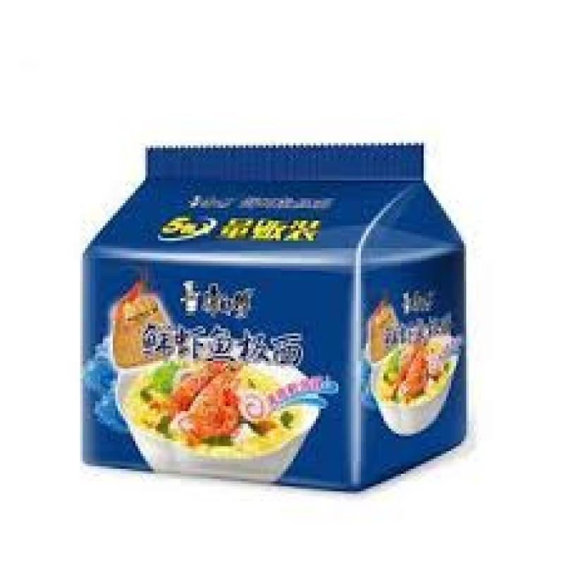 Shrimp and Fish Noodle